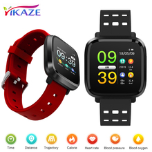 Get more info on the Sports Fitness Tracker Smart Wristband Heart Rate Monitor Smart Band Calories Waterproof IP67 Bracelet Fashion Watch For IOS Mi