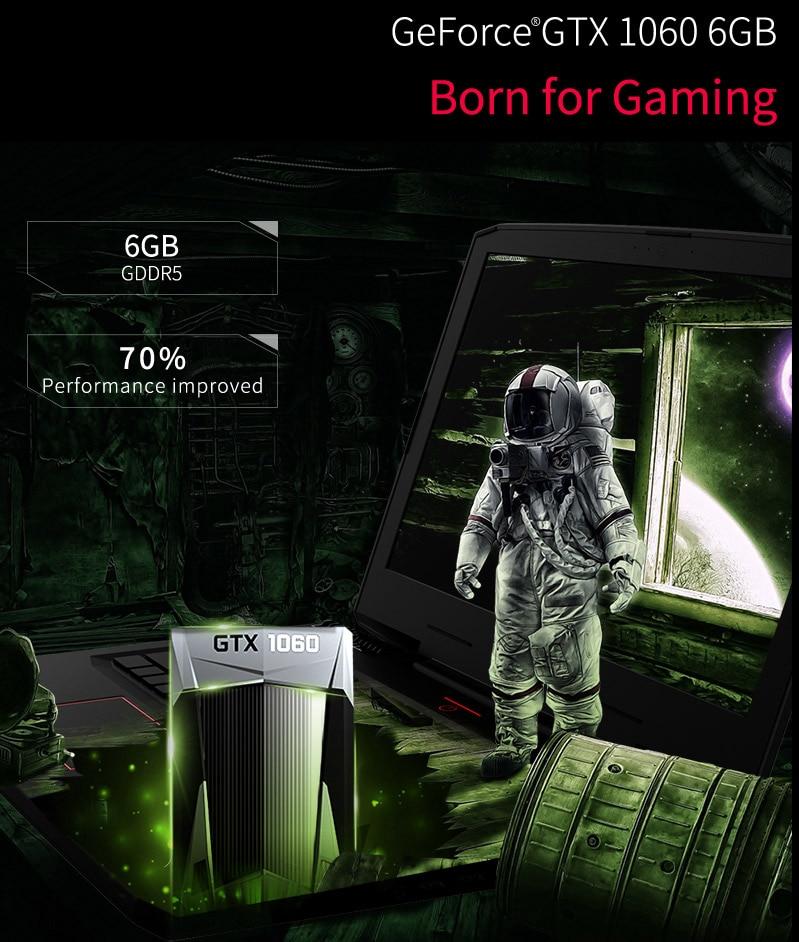 "HTB186Z8cMn.PuJjSZFkq6A lpXaH BBEN G16 15.6"" GTX1060 Intel Core i7 7700HQ Gaming Laptops DDR4 8G/16G/32G RAM 256G/512G SSD,1TB/2TB HDD Pro Windows10 computers"