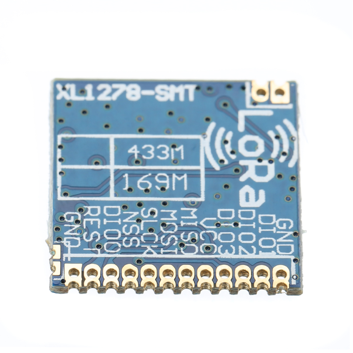 US $3 58 40% OFF|433 LoRa SX1278 Long Range RF Wireless Transceiver Module  SX1276 5Km + Spring Antenna For Arduino-in Connectors from Lights &