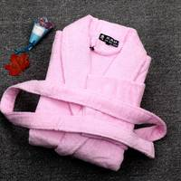 Winter Bathrobe Women Men Lovers Long Warm Towel Fleece Soft Full Sleeve Kimono Bath Robe Dressing Gown Bridesmaid Robes