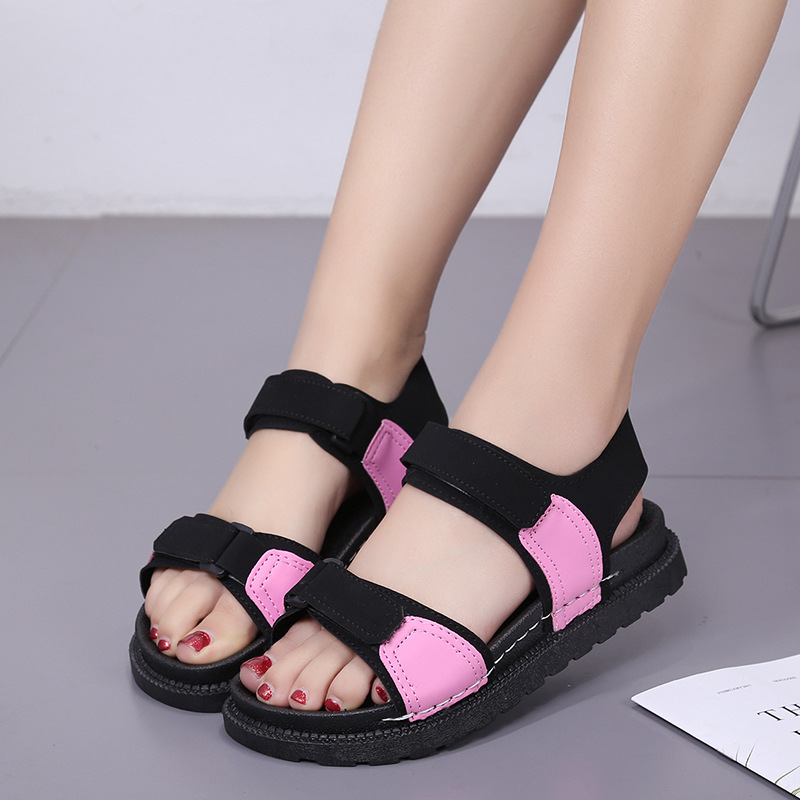 New Arrival Women Sandals 2019 Summer Sandals Ladies Casual Shoes Students Comfortable Shoes Skidproof Sandals Woman FootwearNew Arrival Women Sandals 2019 Summer Sandals Ladies Casual Shoes Students Comfortable Shoes Skidproof Sandals Woman Footwear