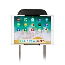 Do montażu na uchwyt na Tablet PC Auto tylne siedzenie samochodowe zagłówek uchwyt do mocowania Tablet uniwersalny dla 6 11 Cal dla iPad Xiaomi samsung