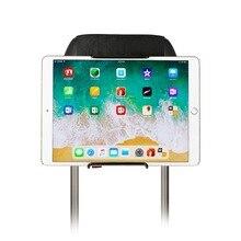 태블릿 pc 용 마운트 홀더 자동 자동차 뒷좌석 헤드 레스트 장착 홀더 ipad xiaomi samsung 용 6 11 인치 용 타블렛 유니버설