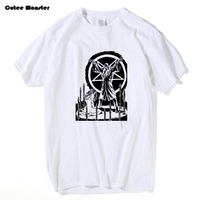 Motorhead T Shirts Men Heavy Thrash Metal Rock Tees Summer Short Sleeve Cotton Rock Band T