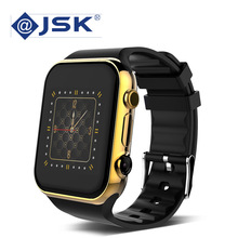 Bluetooth 4.0 Connected Smart Watch IWO CPU MTK6260A 32GBTF business Smartwatch mobile phone wristband card call camera function