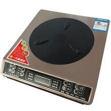 VOSOCO Electromagnetic furnace Induction cooker electromagnetic oven 2200W power household commercial cooking Heat food stove
