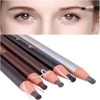 5pcs Waterproof Stereotypes Microblading Eyebrow Peel Off Pencil For Permanent Makeup Eyebrow Pencil Makeup Cosmetics Tools