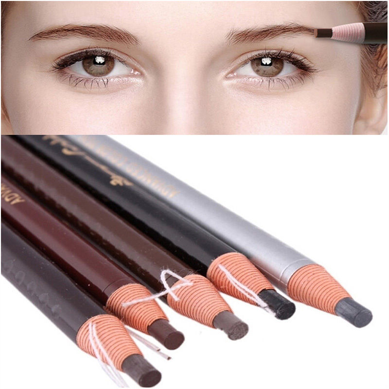 5pcs Waterproof Stereotypes Microblading Eyebrow Peel-off Pencil for Permanent Makeup Eyebrow Pencil Makeup Cosmetics Tools gosh eyebrow pencil