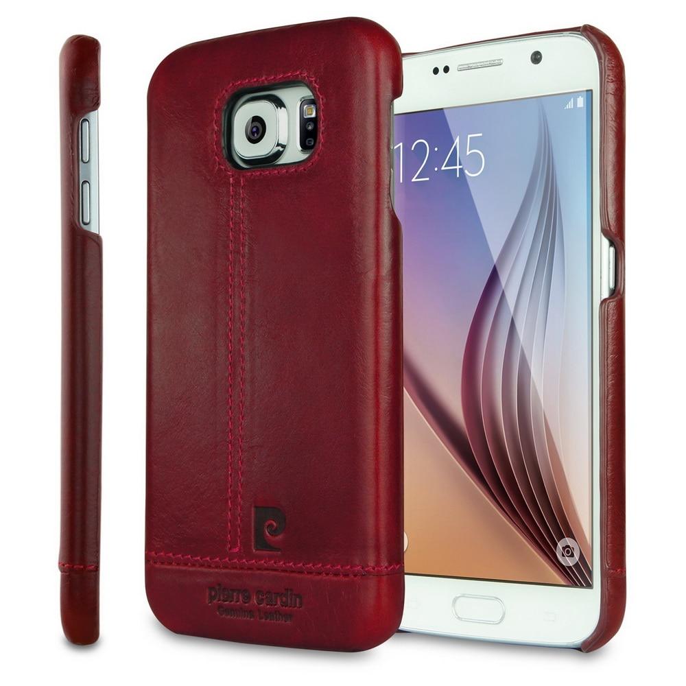 Pierre Cardin fodral för Samsung Galaxy S7 / S6 / S6 kant / S6 Edge - Reservdelar och tillbehör för mobiltelefoner - Foto 5