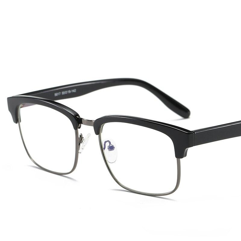 637fdb0d5b423 TR90 Anti Blue-Ray Óculos Óculos de Lente Clara Óculos Quadrados Quadro  Opitcal Armações de Óculos de Proteção Óculos de Computador Para Mulheres  Dos Homens