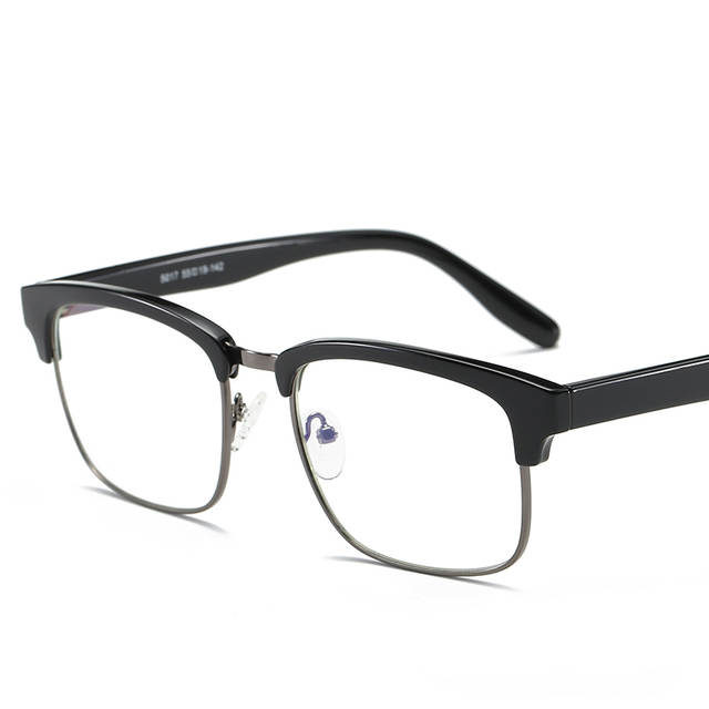 1cae2a5830 placeholder TR90 Anti Blue-Ray Eyeglasses Clear Lens Square Glasses Frame  Protection Eyewear Frames Opitcal Computer