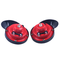2pcs Lot 12V Loud Car Auto Truck Electric Vehicle Horn Snail Horn Sound Level 110dB Free