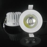 4 unids Driverfree COB Sin Conductor LLEVÓ El Downlight AC220V IP65 A Prueba de agua Baño de Dimmable LED Del Techo Lámpara Del Punto de Luz Envío Gratis