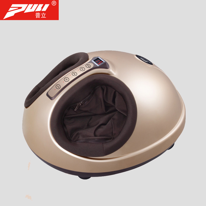 PULI Electric Finger Press Foot Relaxation Massager Far Infrared Heat - Денсаулық сақтау - фото 5