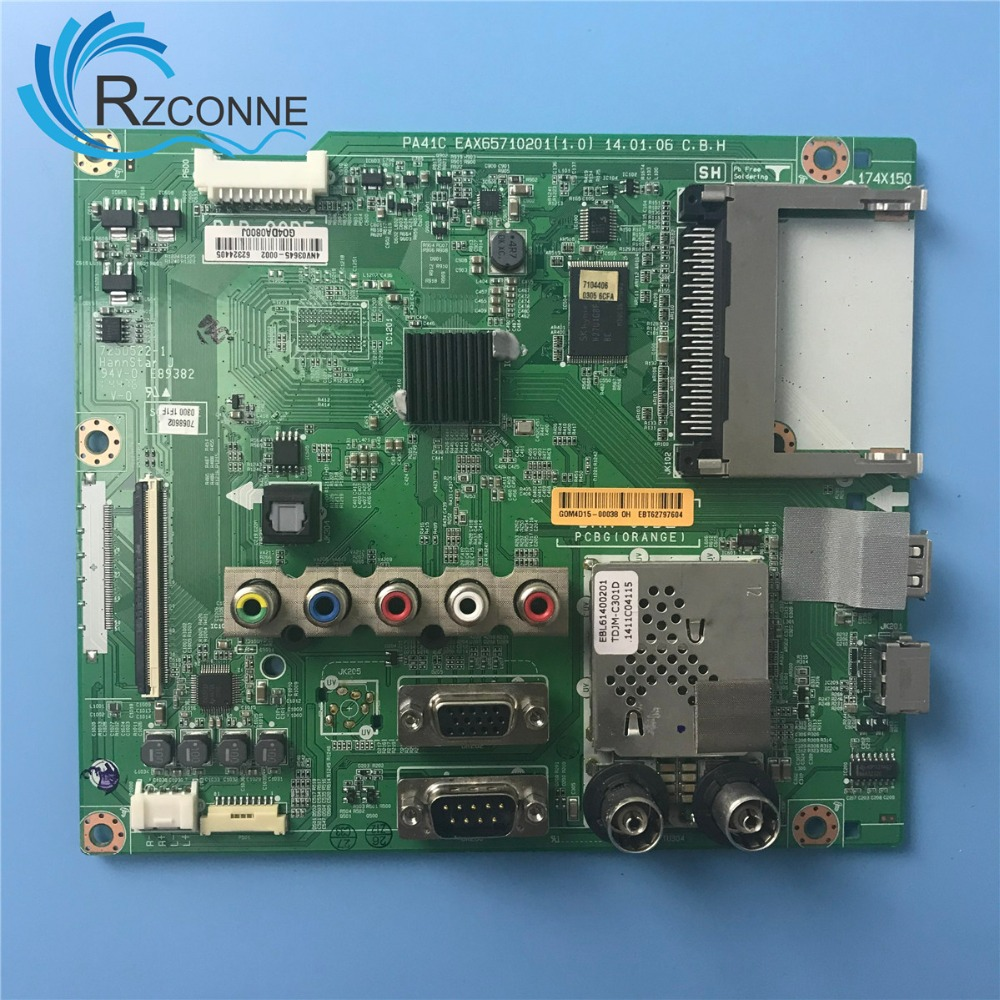 Motherboard Mainboard Card for LG EAX65710201 1 0 60PB560H CA