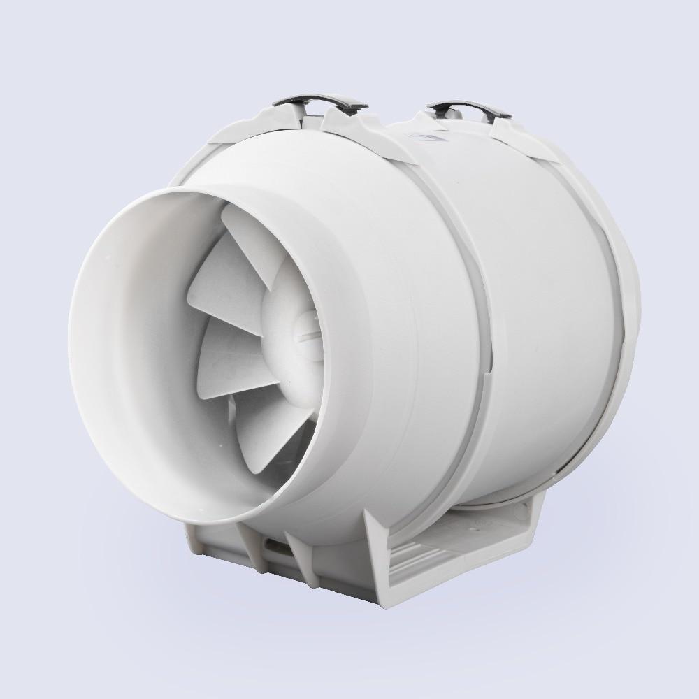 Inline Bathroom Exhaust Fans : Popular mixed flow fan buy cheap lots from