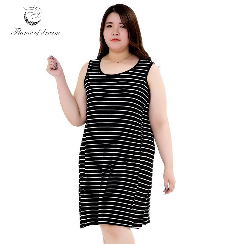 Plus Size Women Nightgown Night Dress Women Sleep Wear Indoor Clothing Sleepwear Women 8780