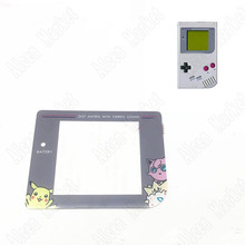 60pcs Plastic Screen Panel Cover Shell for GB Game Boy Screen Limited (Only The Screen)
