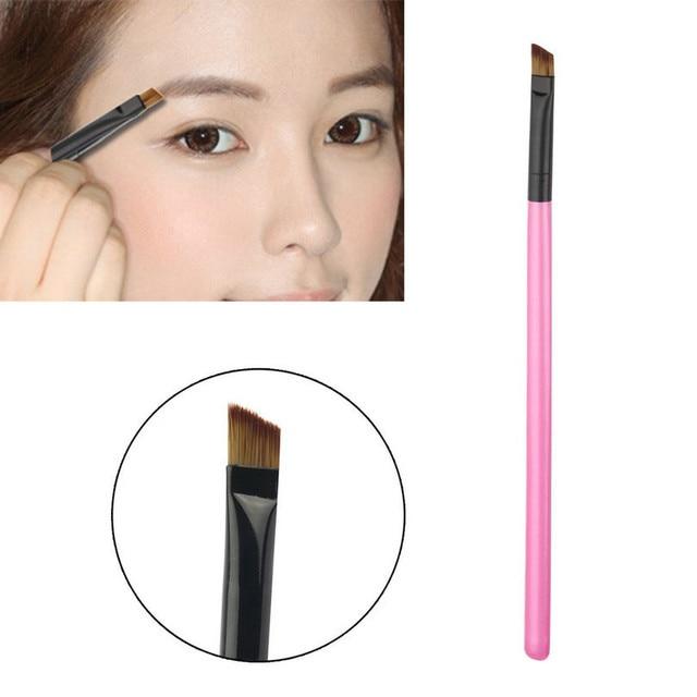 angled brow brush. 4pcs/lot pro makeup eyebrow brush angled brow definer for powder eye liner make