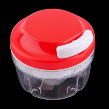 Hot Convenient Kitchen Food Chopper Dicer Slicer Meat Cutter Mixer Salad Crusher Gadget New