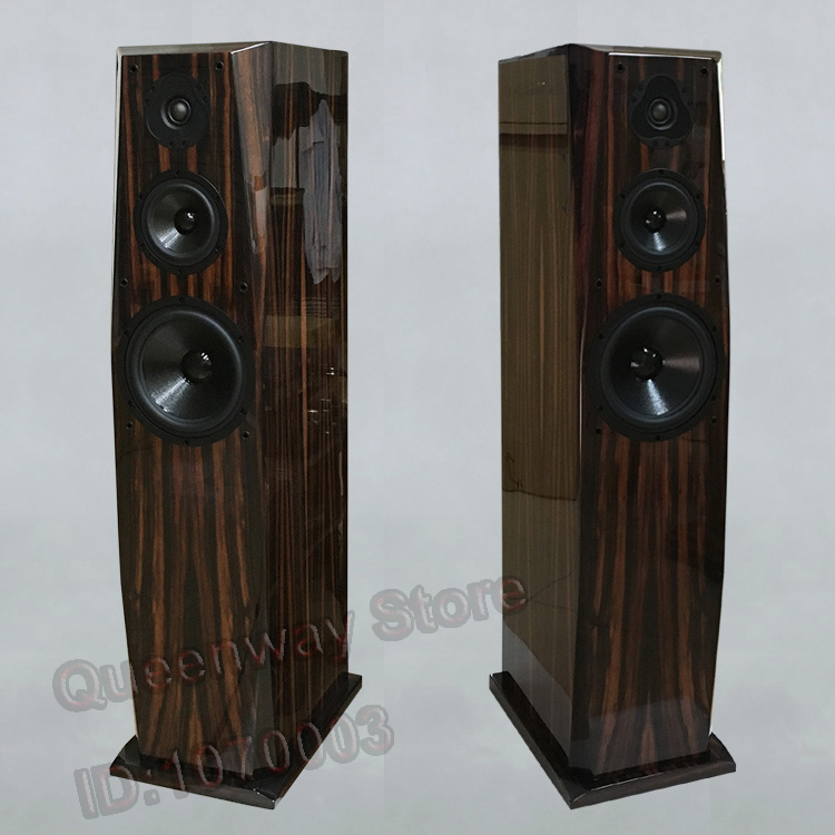 цена на HIFI&AV home theater 8 inch three-way floor-standing speaker Eton 5-212 midrange 5-inches +midrang-bass 8-212SpeakerDIY