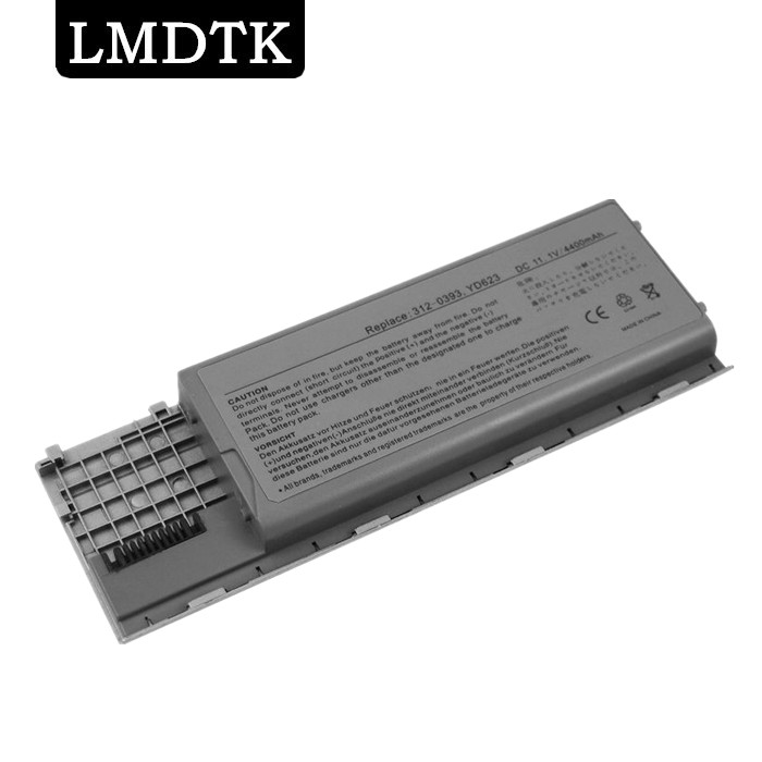 LMDTK New 6 CELLS laptop battery For Dell Latitude D620 D630  D630c D631 series 0GD775 0GD787 0JD605 0JD606 FREE SHIPPING lmdtk new 6 cells laptop battery for lenovo thinkpad t420s 42t4847 42t4846 free shipping