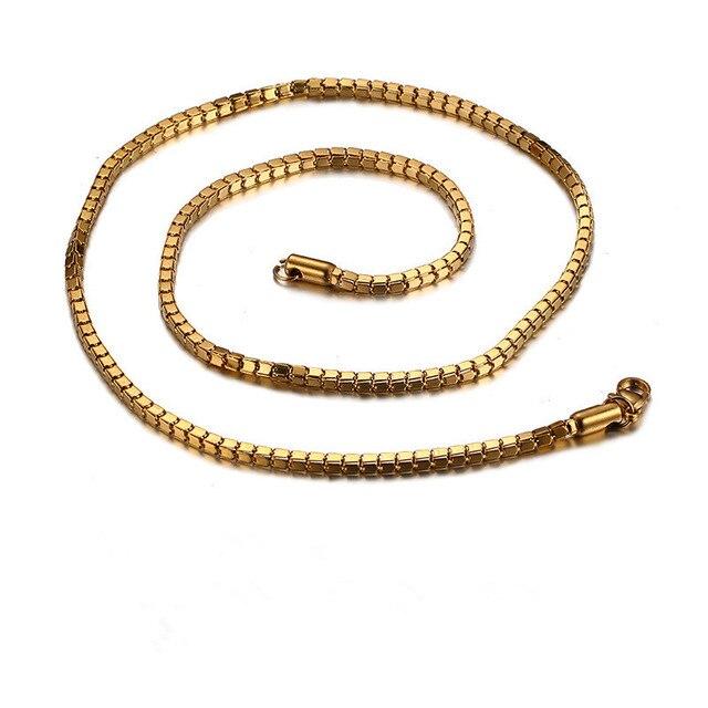 91403c3aa 2016 صندوق العالمي-أصحاب سلسلة الذهب سلسلة مجوهرات اكسسوارات المجوهرات  NC-033