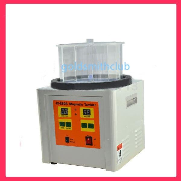 Магнитная шлифовальные машины ювелирные изделия магнитный массажер металлический стакан полировщик Магнитная 1100 г емкости инструменты ук