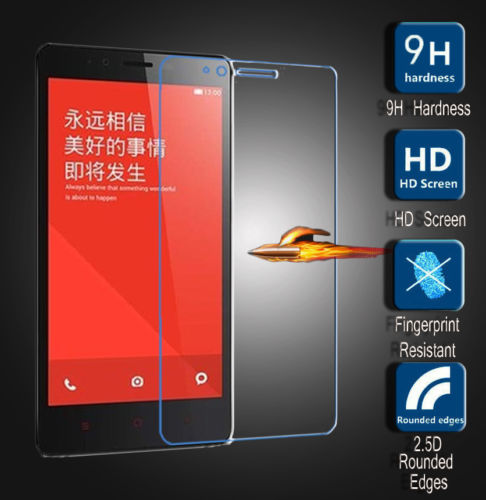 xiaomi 4 Mi4c Mi4i mi4s Mi5 Xiaomi Redmi 5A 4A 3 3S 3X 1s 2 2s 2A RedMi նշում 3 2 pro Tempered Glass Screen Protector Film