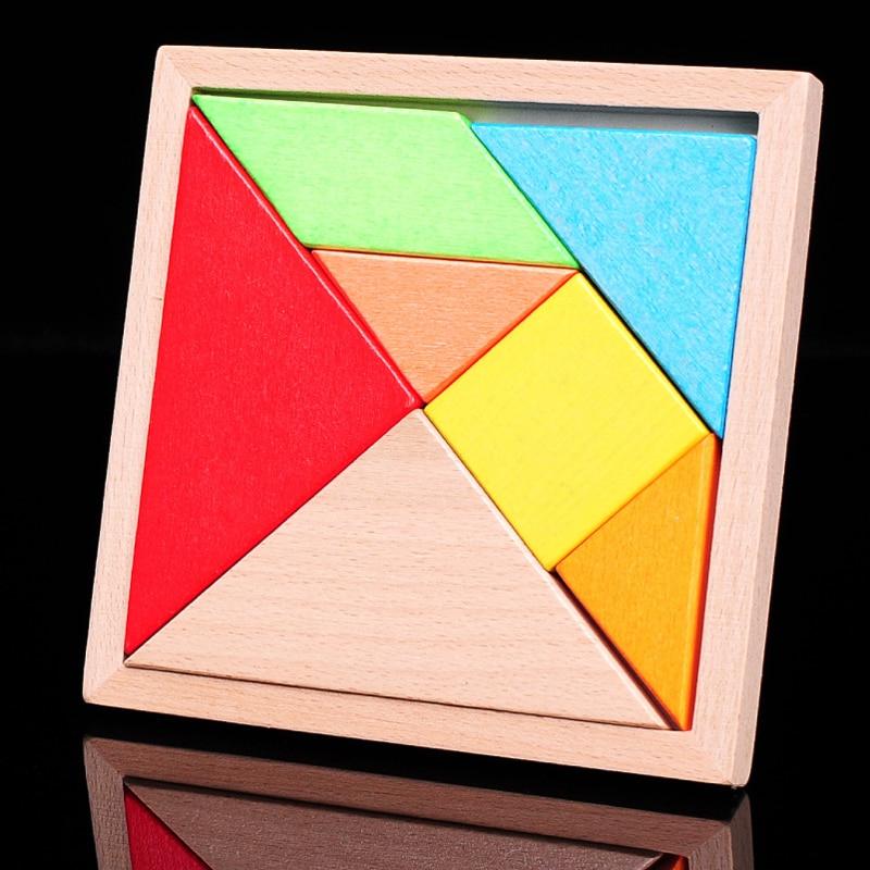 Хорошее качество бук деревянный Игрушечные лошадки головоломки раннего обучения с образовательной Игрушечные лошадки деревянные строите...