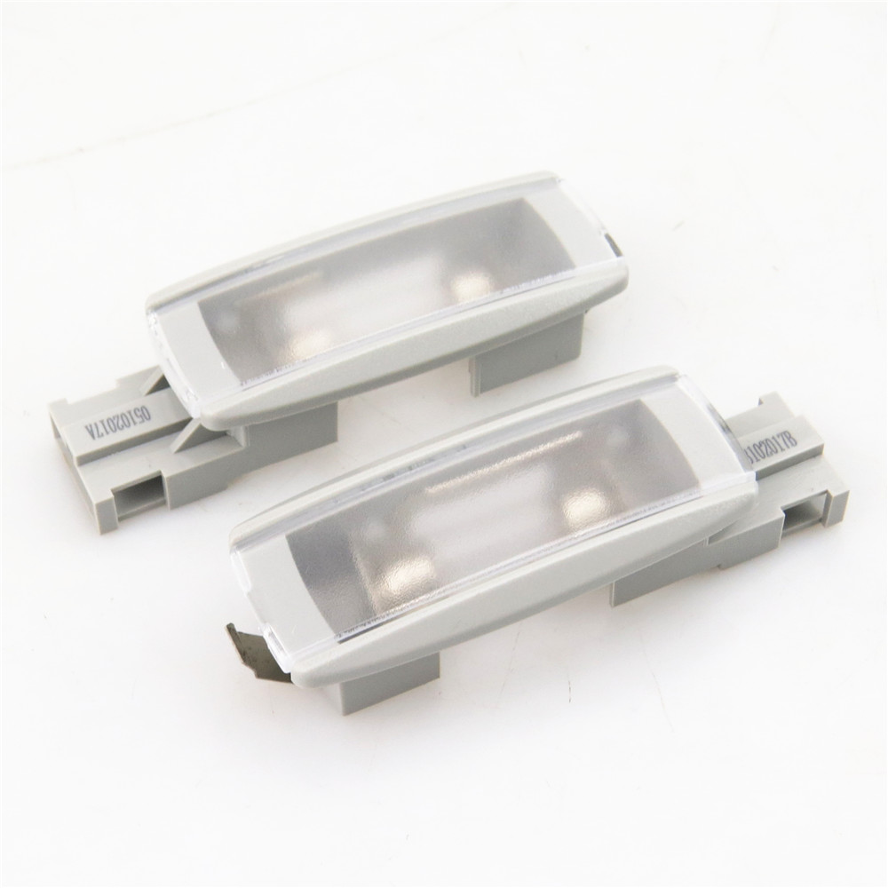 Car Interior Gray Dome Lamp Reading light Mirror lights For Passat B6 B7 <font><b>CC</b></font> Golf 5 6 MK6 7 MK7 Tiguan Polo Seat Leon 1KD947109A image