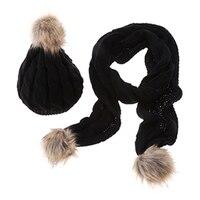 Наборы из шарфа, шапки и перчаток