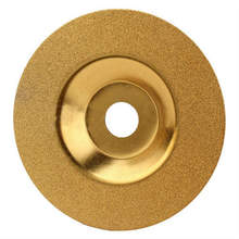 New 4inch Diamond Coated Grinding Wheel Disc High Quality Grinding Wheels for Angle Grinder Tool 100mmx16mm цены онлайн