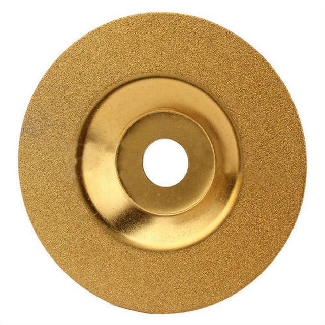 New 4inch Diamond Coated Grinding Wheel Disc High Quality Grinding Wheels for Angle Grinder Tool 100mmx16mm