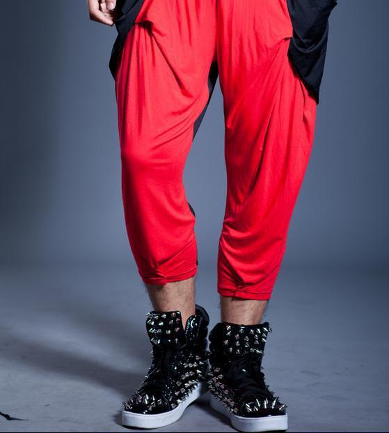 China red pants guy