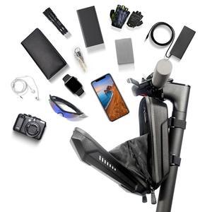 Image 2 - Sacchetto di Immagazzinaggio di Scooter Scooter Elettrico Anteriore Sacchetto Appeso Per Caricabatteria Da Auto Strumento Per Xiaomi m365 Sedway Ninebot ES ES1 ES2 ES3 ES4