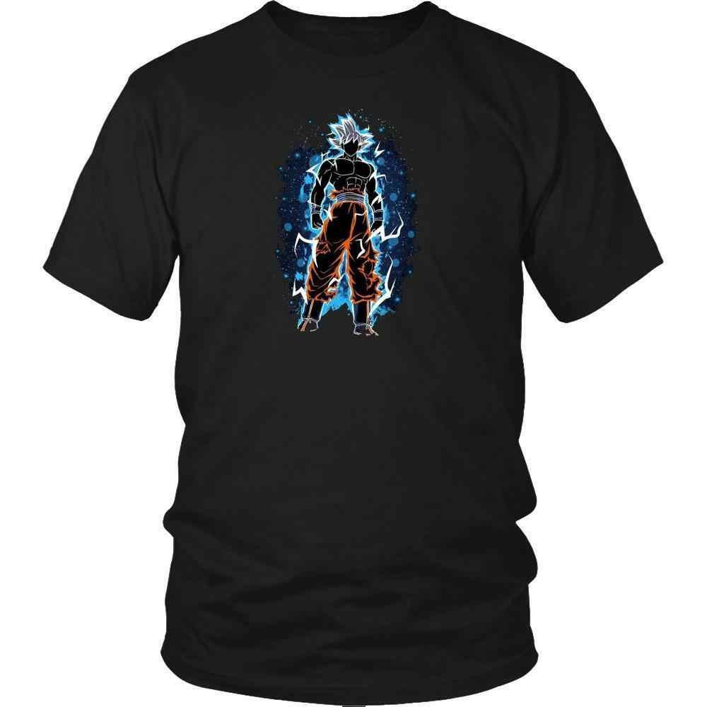 UI GOKU-Подарочная рубашка GOKU ULTRA INSTINCT masted SHIRT? ULTRA DBS SHIRT ZM1