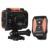 Ru armazém grátis soocoo s70 2 k câmera de ação de esportes 2 k @ 30fps 1080 p @ 60fps 60 m build-in wi-fi à prova d' água com controle remoto