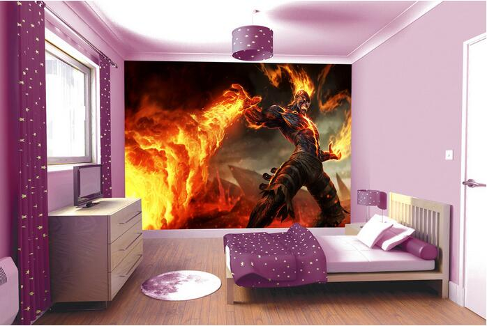 3d wallpaper custom mural non-woven 3d room wallpaper Large Internet cafes game character painting photo wallpaper for walls 3 d book knowledge power channel creative 3d large mural wallpaper 3d bedroom living room tv backdrop painting wallpaper