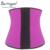 Burvogue slimming body shaper push up cintura mujeres de acero del hueso corsés de underbust control entrenador cintura más el tamaño de látex shaperwear