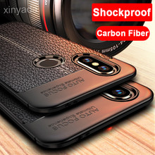 Zacht Carbon Fiber Cover Case Voor Asus Zenfone 5Z ZS620KL 5 ZE620KL 5 Lite ZC600KL Max M1 ZB555KL Pro ZB601KL ZA550KL Armor Shell(China)