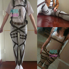 Attack On Titan Recon Corps harness Hookshot Belts for Cosplay