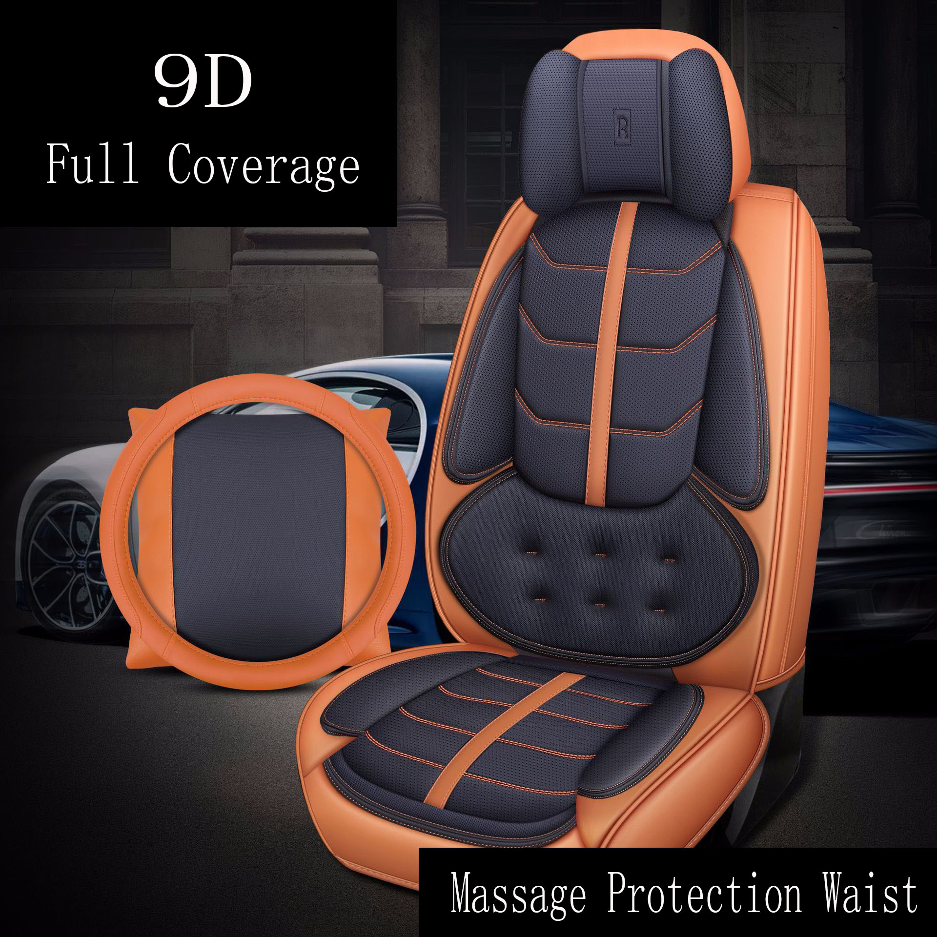 Car seat cover made for Toyota Highlander Land Cruiser 200 5D full cover car styling rugs carpet case liners (2007-)Car seat cover made for Toyota Highlander Land Cruiser 200 5D full cover car styling rugs carpet case liners (2007-)