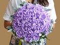 2016 новый рамо Novia свадебные букеты искусственные цветы букет Fleurs букет Mariage свадебные аксессуары для невесты BB1