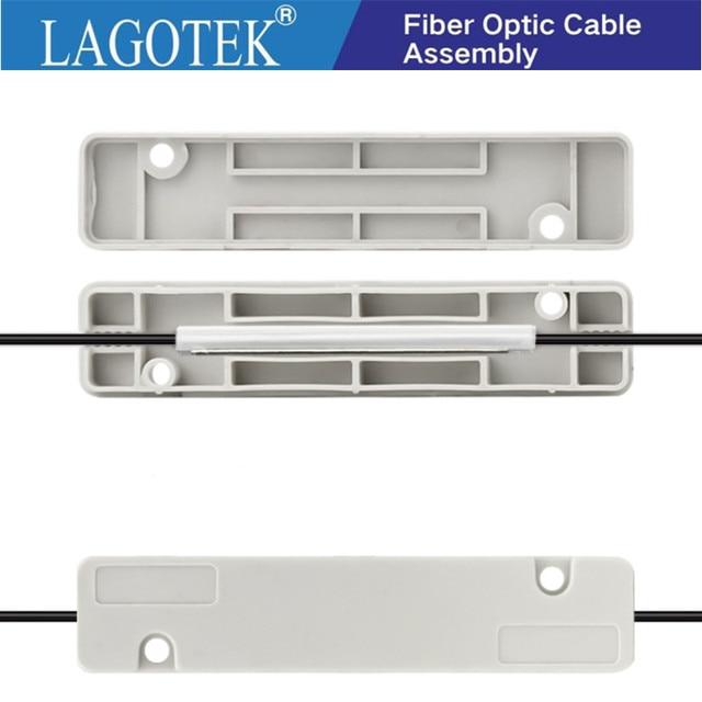 Livraison gratuite 100 pièces fibre optique couverture fil protection thermorétractable tube fusion épisseuse étui de protection boîte