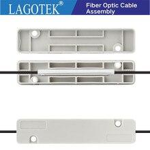 O envio gratuito de 100 peças fibra óptica coberto fio proteção do tubo do psiquiatra calor fusão splicer caixa protetora