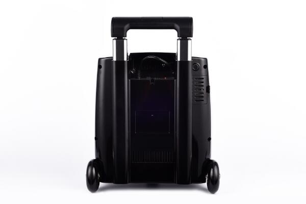 Portable oxygen concentrator-4