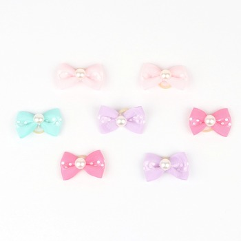 PipiFren Small Dogs Bows Hair For Pets 4