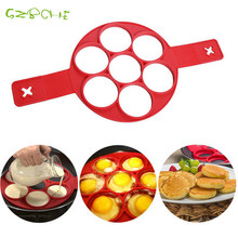 2017 Non stick Cooking Tool Egg Ring Maker Perfect Pancakes Cheese Egg Cooker Pan Flip Eggs Mold Kitchen Cooking Accessories
