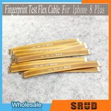 10 шт тестер отпечатков пальцев гибкий ленточный кабель для